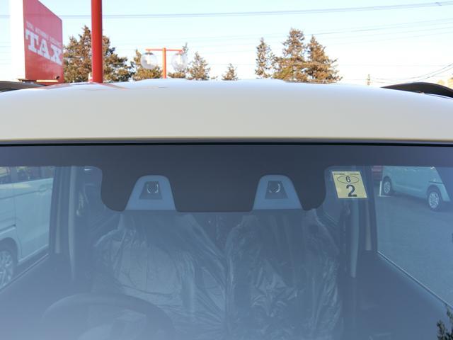 ハイブリッドXZ 届出済未使用車/マイナーチェンジ後/デュアルカメラブレーキ/前後衝突軽減ブレーキ/前後踏間違防止/両側電動スライドドア/スマートキー/プッシュスタート/ルーフレール/USB充電/2トン色(6枚目)
