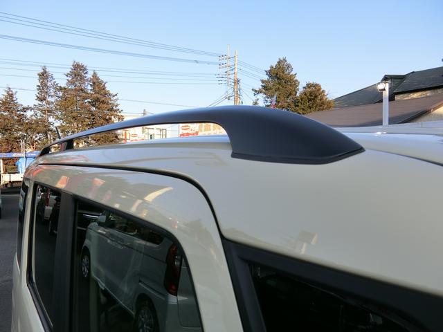 ハイブリッドXZ 届出済未使用車/マイナーチェンジ後/デュアルカメラブレーキ/前後衝突軽減ブレーキ/前後踏間違防止/両側電動スライドドア/スマートキー/プッシュスタート/ルーフレール/USB充電/2トン色(10枚目)
