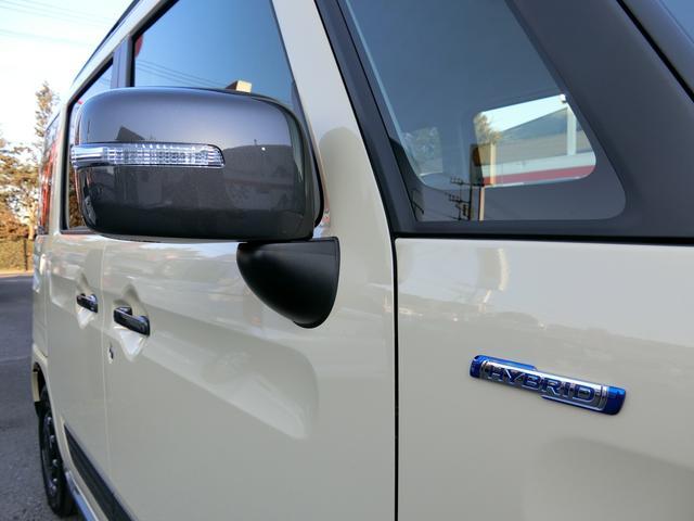 ハイブリッドXZ 届出済未使用車/マイナーチェンジ後/デュアルカメラブレーキ/前後衝突軽減ブレーキ/前後踏間違防止/両側電動スライドドア/スマートキー/プッシュスタート/ルーフレール/USB充電/2トン色(11枚目)