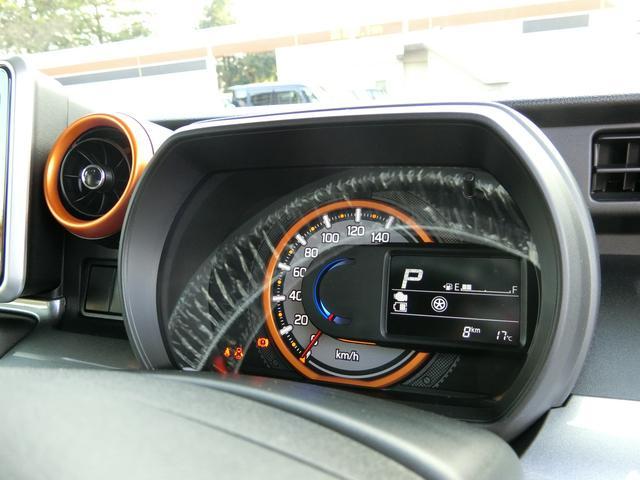 ハイブリッドXZ 届出済未使用車/マイナーチェンジ後/デュアルカメラブレーキ/前後衝突軽減ブレーキ/前後踏間違防止/両側電動スライドドア/スマートキー/プッシュスタート/ルーフレール/USB充電/2トン色(31枚目)