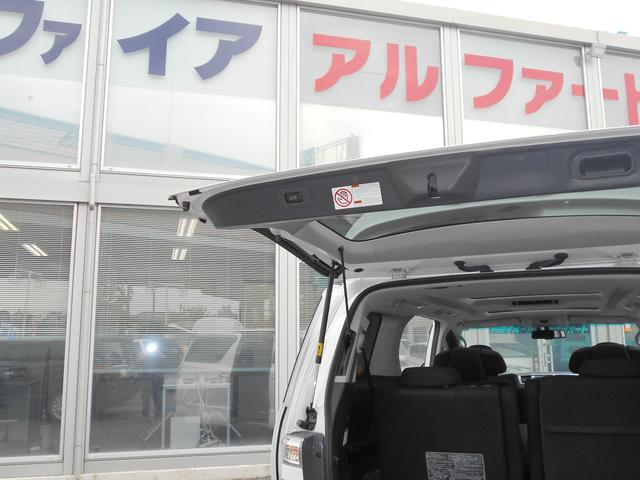 トヨタ ヴェルファイア 3.5Z Gエディション 純正SDナビTV ツインルーフ