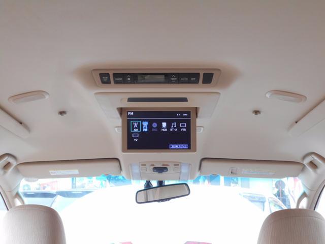 トヨタ ヴェルファイアハイブリッド V プレミアムSツインナビTV 両側パワースライドドア