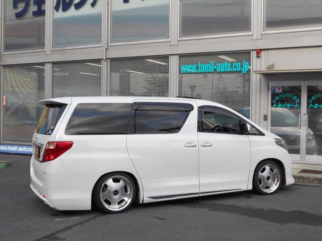 トヨタ アルファード 350G Lパッケージ プレミアムSツインナビTV本革2MR