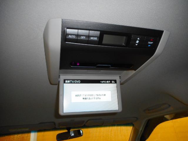 ホンダ エリシオンプレステージ SG HDDナビSP フルセグTV リアエンター 本革シート