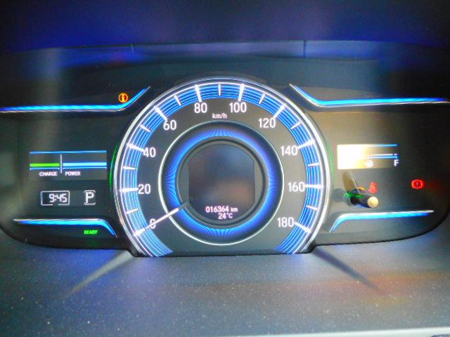 ホンダ オデッセイハイブリッド ハイブリッドアブソルート・センシングADV 11Rエンター