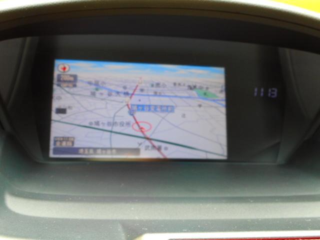 メーカーオプションHDDインターナビTV