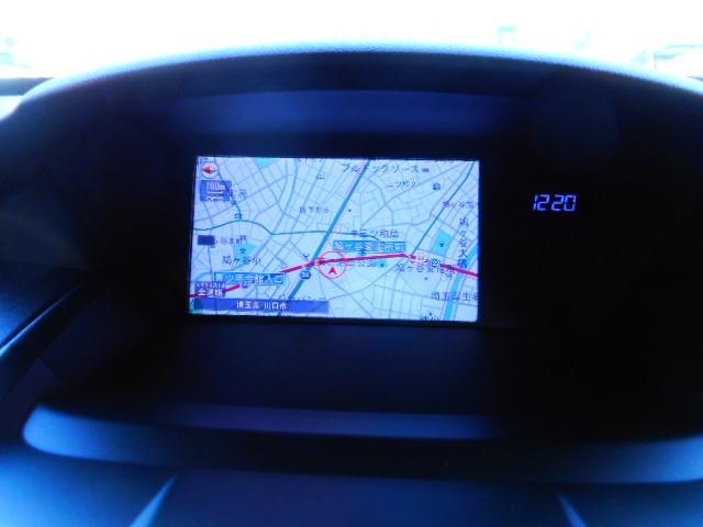 メーカーオプションHDDインターナビTV&バックモニター