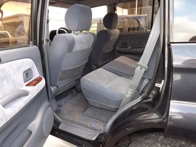 トヨタ ランドクルーザープラド TXリミテッド新品MKWアルミ新品マッドタイヤ付き禁煙車