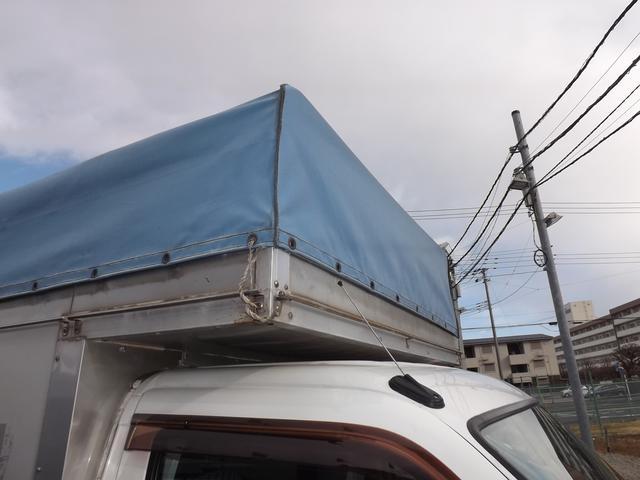 ダイハツ ハイゼットトラック パネルバン宅配便仕様延長ルーフ車
