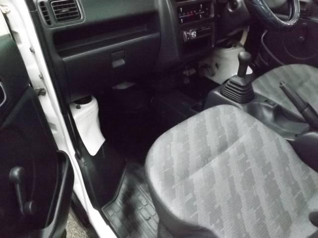 スズキ キャリイトラック KCエアコン・パワステ4WD3方開き