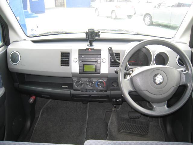 スズキ ワゴンR FX Wエアバッグ 電格ミラー キーレス