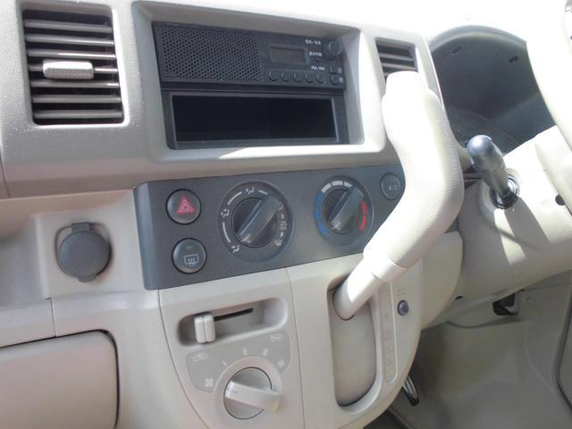 スズキ エブリイ PA ワンオーナー 3速AT ドアバイザー AM/FM
