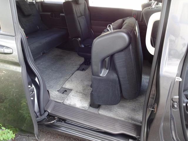 ホンダ ステップワゴン G Lパッケージ 純正HDDインターナビ地デジ 両側自動ドア