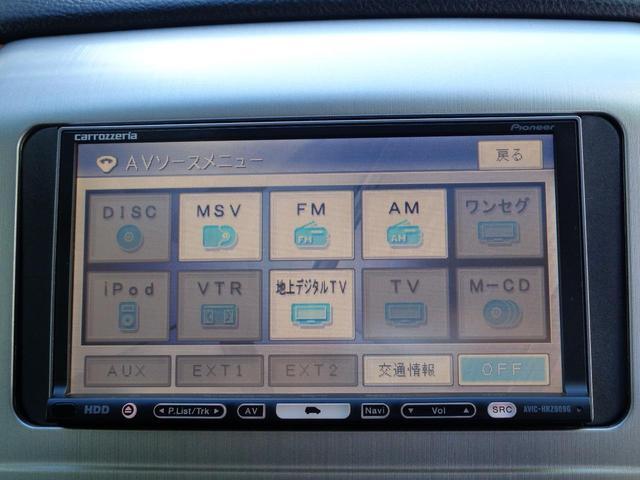 トヨタ アルファードV MSプラチナセレII 両側自動ドア&バックドア サンルーフ