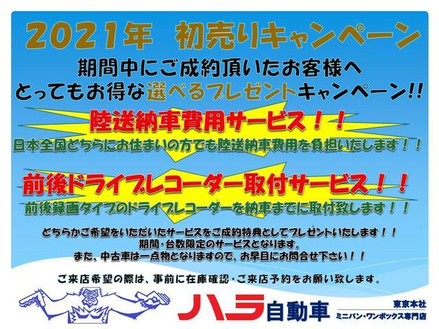 ライダー ブラックライン 純正SD 地デジ 両側電動ドア(2枚目)