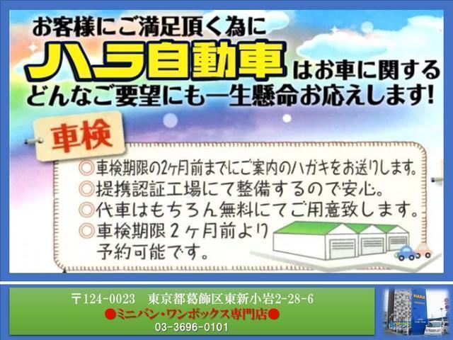 ライダー ブラックライン 純正SD 地デジ 両側電動ドア(5枚目)