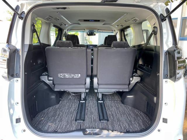 2.5Z セーフティセンス 純正9型ナビ フルセグ BTオーディオ バックカメラ 両側電動ドア 全車速レーダークルーズ 7人乗り オットマンシート ETC2.0 LEDオートハイビーム 禁煙車(52枚目)