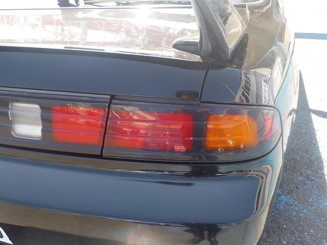 日産 シルビア K's エアロSE ワンオーナー車 純正5速ターボ
