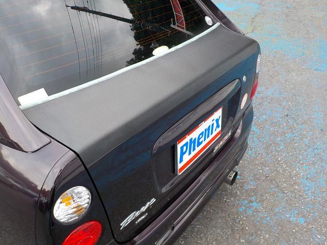 ダイハツ オプティ エアロダウンビークス JB4気筒ターボ5速MTユーザー買取車