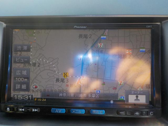 SユーティリティPKG後期SD地デジ後席モニター両側自動ドア(11枚目)