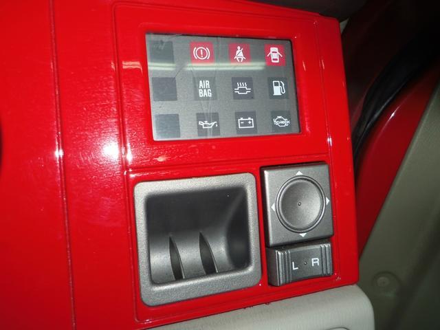 タイプL専用4WD赤革調Sカバーインテリア背面タイヤ(20枚目)