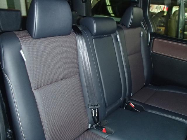 Gi後期10インチSDフルセグ後席モニター黒革S両側自動ドア(13枚目)