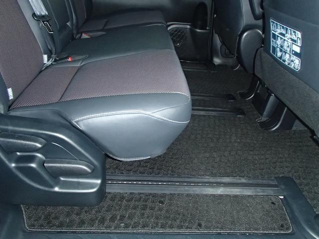 Gi後期10インチSDフルセグ後席モニター黒革S両側自動ドア(14枚目)