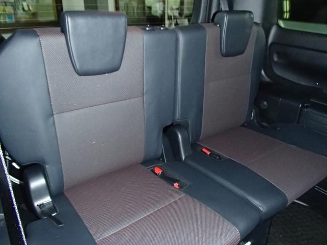 Gi後期10インチSDフルセグ後席モニター黒革S両側自動ドア(15枚目)