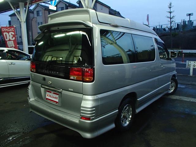 「日産」「エルグランド」「ミニバン・ワンボックス」「神奈川県」の中古車4