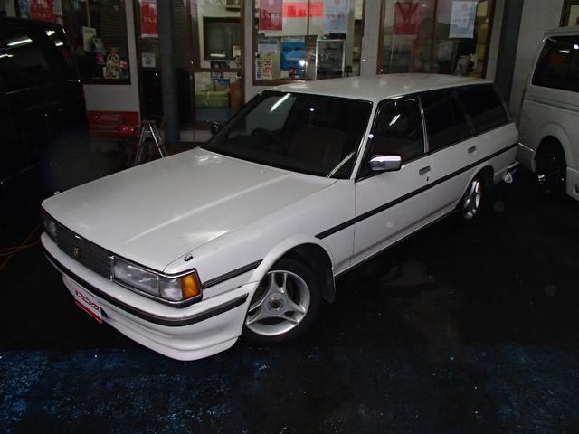 「トヨタ」「マークIIワゴン」「ステーションワゴン」「神奈川県」の中古車2