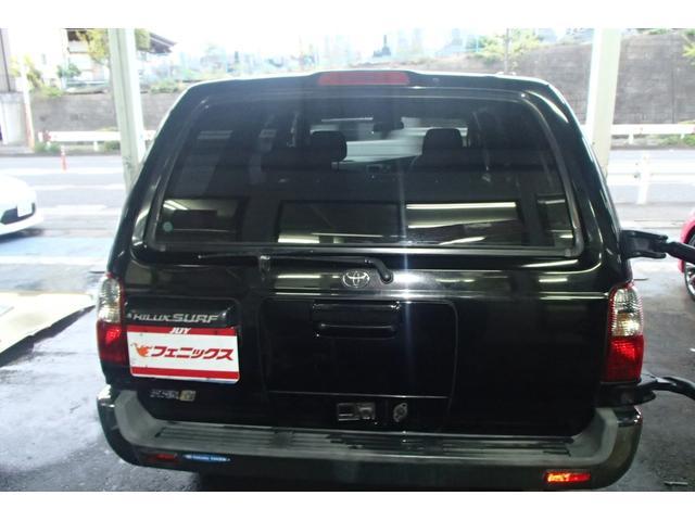 「トヨタ」「ハイラックスサーフ」「SUV・クロカン」「神奈川県」の中古車4