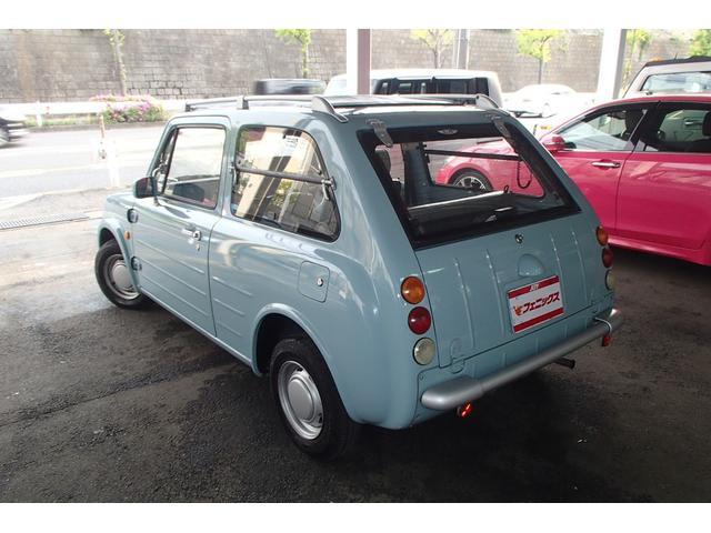 「日産」「パオ」「コンパクトカー」「神奈川県」の中古車4