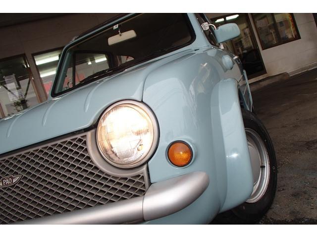 「日産」「パオ」「コンパクトカー」「神奈川県」の中古車37