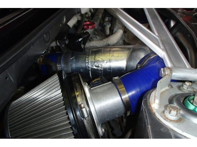 Sエディション DATA-SYTEMエアロ!トライアルカーボンハードトップ!VARISボンネット!TRDメタルキャタライザー!社外エキマニ&チャンバー!ドアミラーTEIN車高調!C-ONEロールバー&前後タワーバー(65枚目)