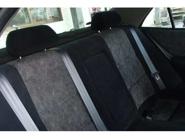 AS200 iエディション 特別仕様車 フルエアロ フォグランプ アルミホイール シート ドアトリム シートリフター トランクスルー ストレート6エンジン 6速マニュアル  エアロパーツ D-TECマフラーカッター(39枚目)