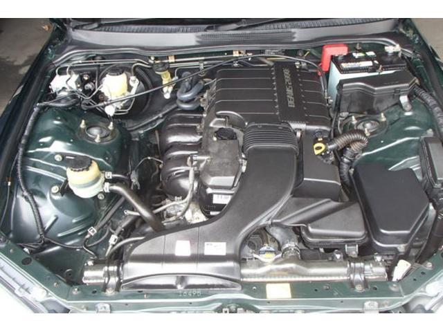 AS200 iエディション 特別仕様車 フルエアロ フォグランプ アルミホイール シート ドアトリム シートリフター トランクスルー ストレート6エンジン 6速マニュアル  エアロパーツ D-TECマフラーカッター(65枚目)