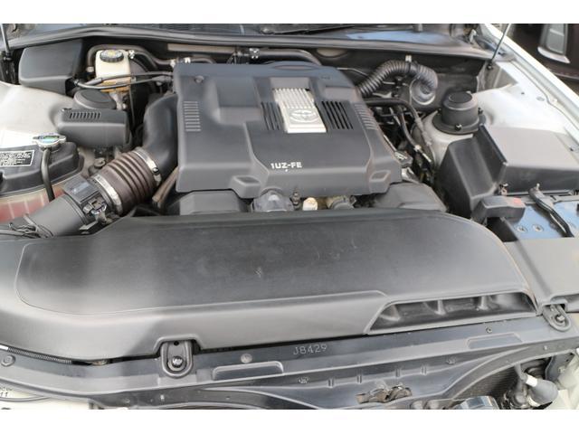 トヨタ セルシオ C仕様 サンルーフ 革シート 純正マルチ