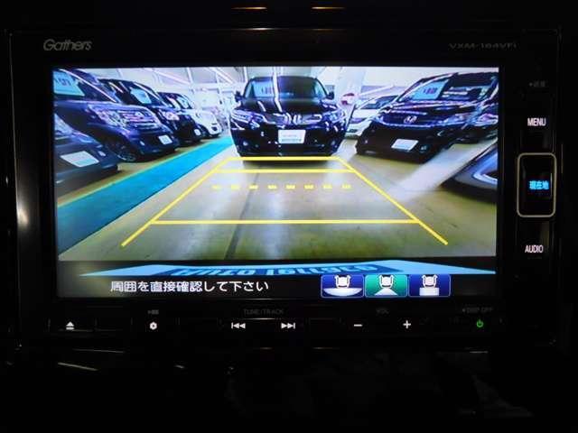 スパーダ ホンダセンシング デモカー リアカメラ ETC H(4枚目)