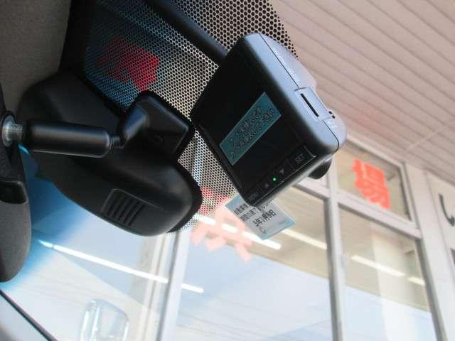 万が一の時に安心なトドライブレコーダー装備されております。