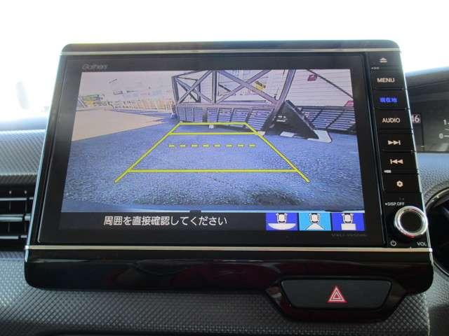 Gホンダセンシング 純正ナビ バックカメラ ホンダセンシング(4枚目)
