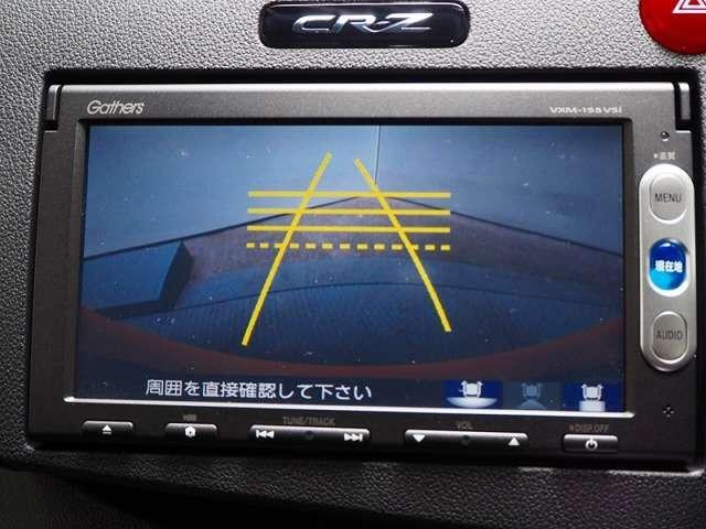 ホンダ CR-Z αドレストレーベルIIIワンオーナMナビリアカメラHID