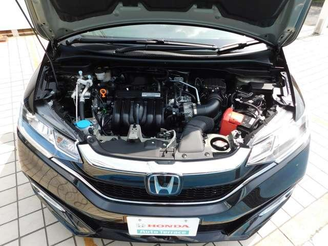13G・L ホンダセンシング 展示車 センシング Mナビ L(8枚目)
