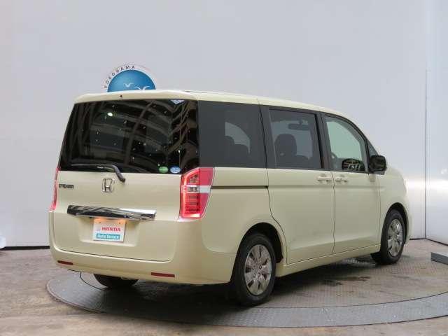 「ホンダ」「ステップワゴン」「ミニバン・ワンボックス」「神奈川県」の中古車4