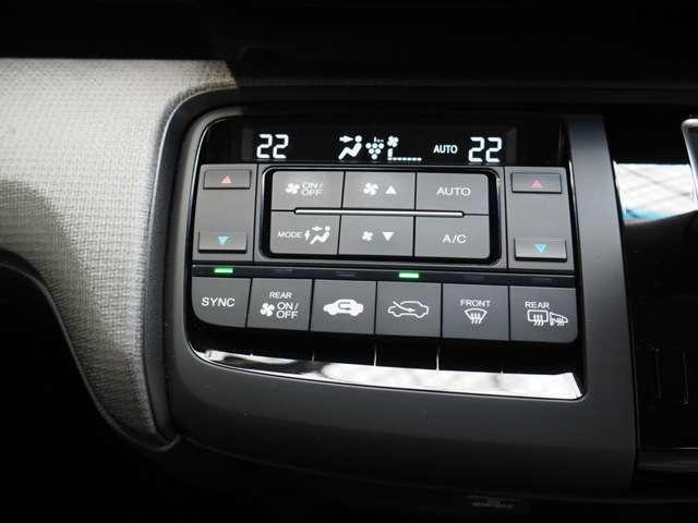 スパーダ ホンダセンシング ワンオーナー 7人乗りキャプテンシート メモリーナビ 両側電動スライドドア ドアバイザー ホンダセンシング(14枚目)