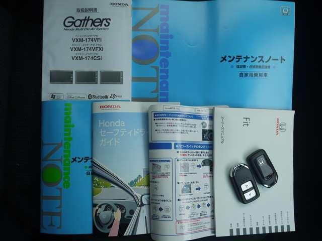 ホンダ フィット 13G・Fパッケージ 元当社デモカー