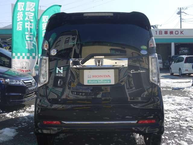 ホンダ N-WGNカスタム G・Lパッケージ 当社デモカーアンシンP ETC