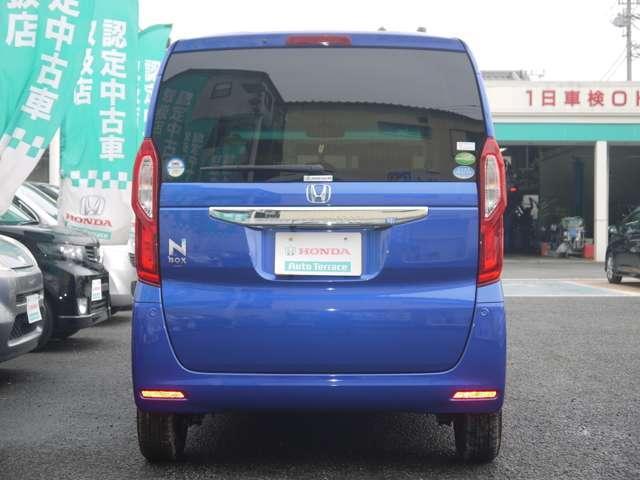 ホンダ N BOX G・EXホンダセンシング 当社デモカーホンダセンシング