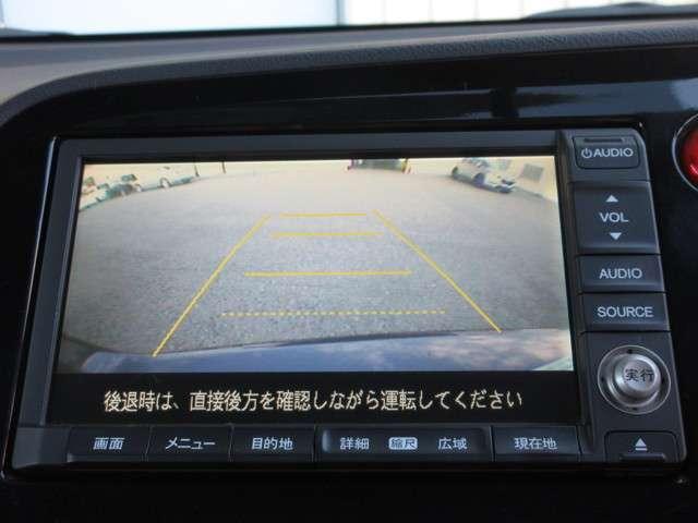 ホンダ インサイト L 純正HDDナビRカメラ ETC