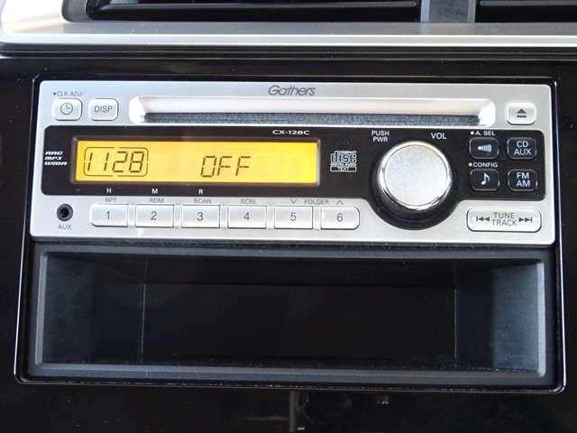 13G・Fパッケージ 純正1DINCDチューナー ドライブレ(3枚目)