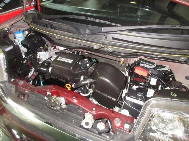 内装、外装、エンジンルームの隅ずみまでクリーニングを実施してご納車します。プロが仕上げをしますからピッカピカになります。